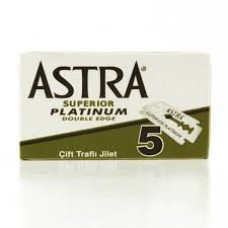 Лезвия Astra Superior Platinum Double Edge