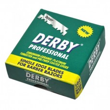 Лезвия Derby Professional 1\2 barber blades 100 шт.