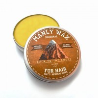 "MANLY WAX ""original"""