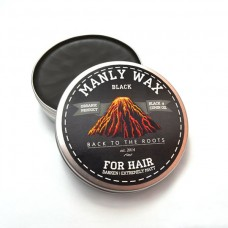 "MANLY WAX ""black"""